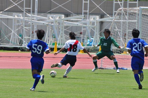 2010東海社会人リーグ第11節FC刈谷vs芙蓉クラブ2