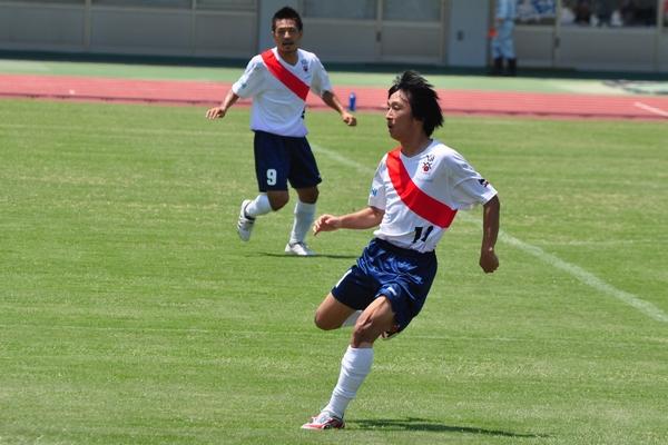 2010東海社会人リーグ第11節FC刈谷vs芙蓉クラブ10