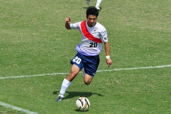 2010東海社会人リーグ第13節 vsマルヤス工業5