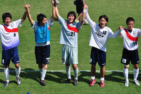 2010東海社会人リーグ第13節 vsマルヤス工業6