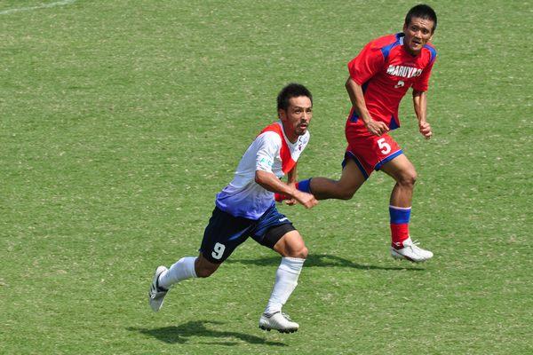 2010東海社会人リーグ第13節 vsマルヤス工業4