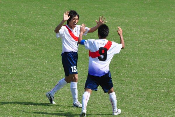 2010東海社会人リーグ第13節 vsマルヤス工業2