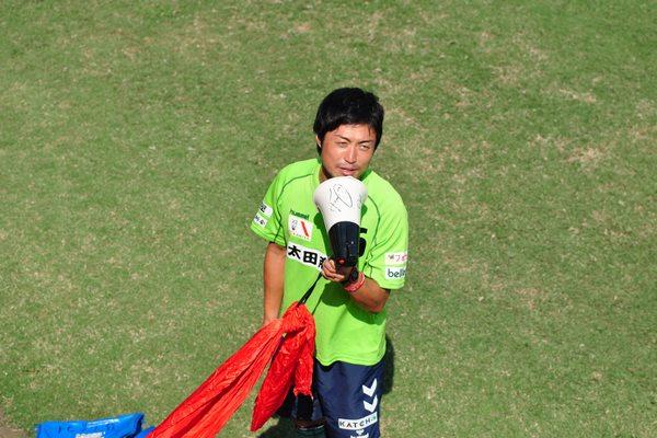 2010東海社会人リーグ第13節 vsマルヤス工業8