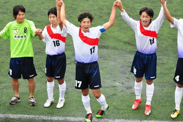 2010東海社会人リーグ第14節 vs中京大学FC5