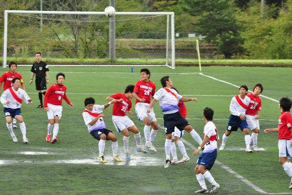 2010東海社会人リーグ第14節 vs中京大学FC4