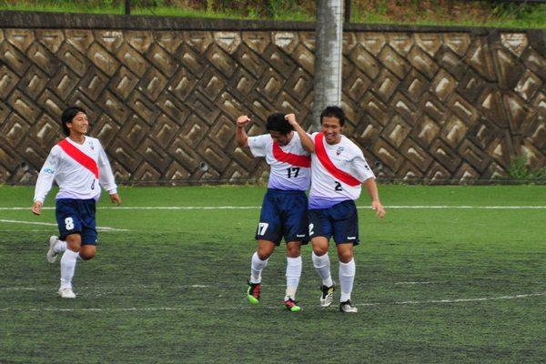 2010東海社会人リーグ第14節 vs中京大学FC2