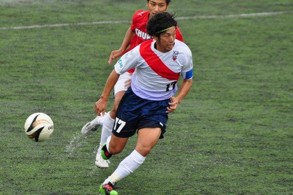 2010東海社会人リーグ第14節 vs中京大学FC1