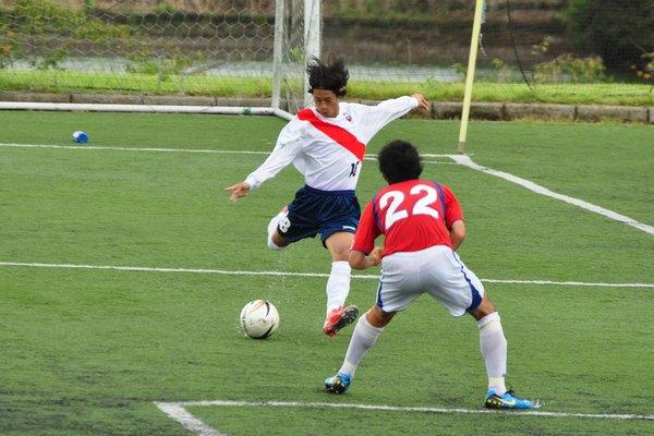 2010東海社会人リーグ第14節 vs中京大学FC12