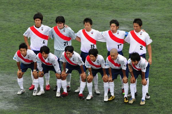 2010東海社会人リーグ第14節 vs中京大学FC9
