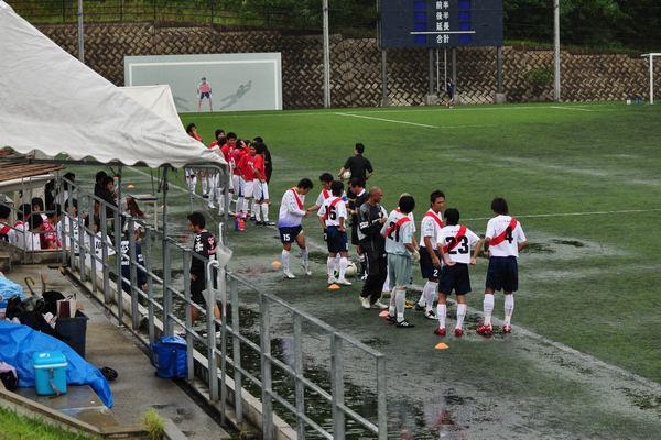 2010東海社会人リーグ第14節 vs中京大学FC8
