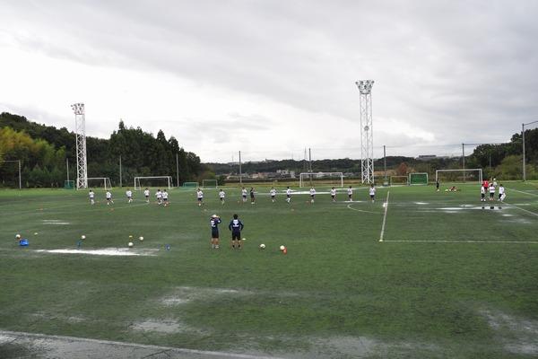 2010東海社会人リーグ第14節 vs中京大学FC7