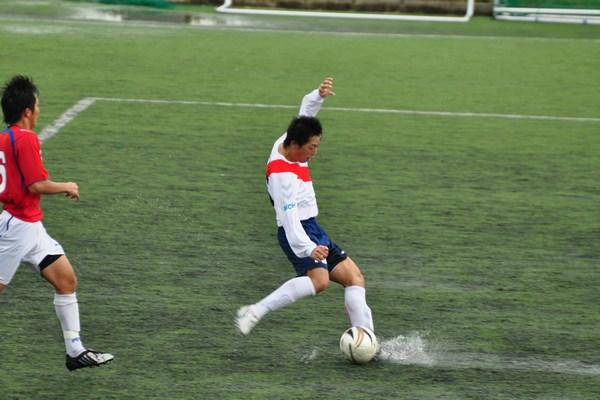 2010東海社会人リーグ第14節 vs中京大学FC13