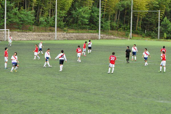 2010東海社会人リーグ第14節 vs中京大学FC15