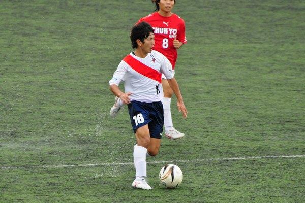 2010東海社会人リーグ第14節 vs中京大学FC14