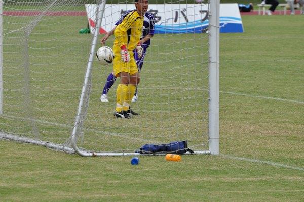 2010東海社会人リーグ第15節 vs藤枝市役所6