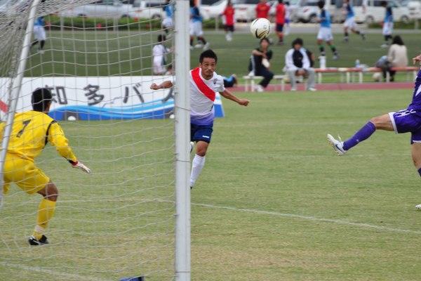 2010東海社会人リーグ第15節 vs藤枝市役所5