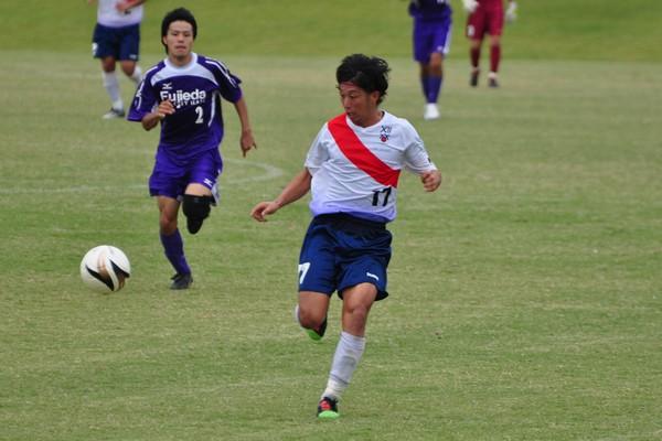 2010東海社会人リーグ第15節 vs藤枝市役所2