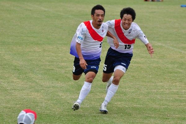 2010東海社会人リーグ第15節 vs藤枝市役所1