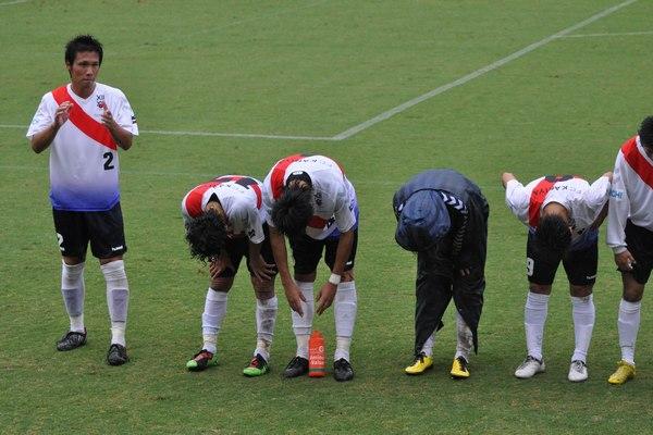 2010東海社会人リーグ第16節 vsSHIZUOKA.藤枝MYFC5