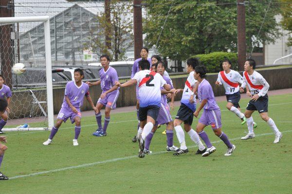 2010東海社会人リーグ第16節 vsSHIZUOKA.藤枝MYFC1