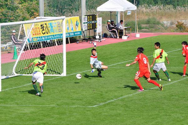 全社2回戦vs東京23-1