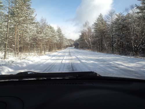 H24.4道路積雪