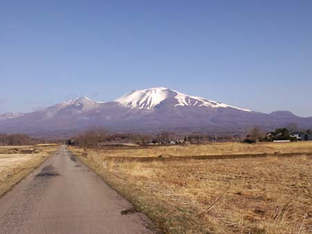 浅間山軽井沢H24.4