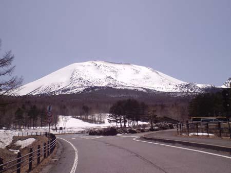 浅間山嬬恋H24.4