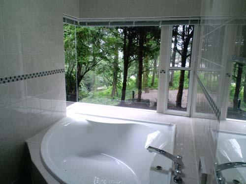 K邸浴室TOTOスーパーエクセレントバス2
