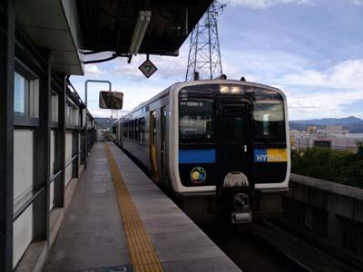 小海線キハE200系