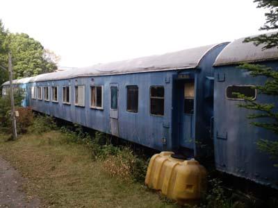 列車ホテル紀州鉄道