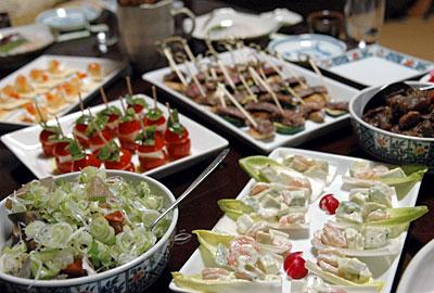 祭り料理2