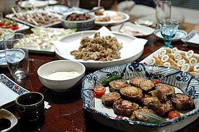 祭り料理3