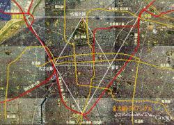 Fig - 名古屋市内-鉄道網
