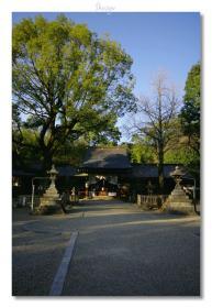 塩付街道-富部神社