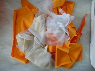 Orange Flame 2
