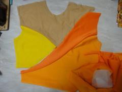 Happy Flower Orange 1