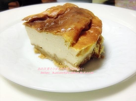 水切りヨーグルト豆腐チーズケーキ♪