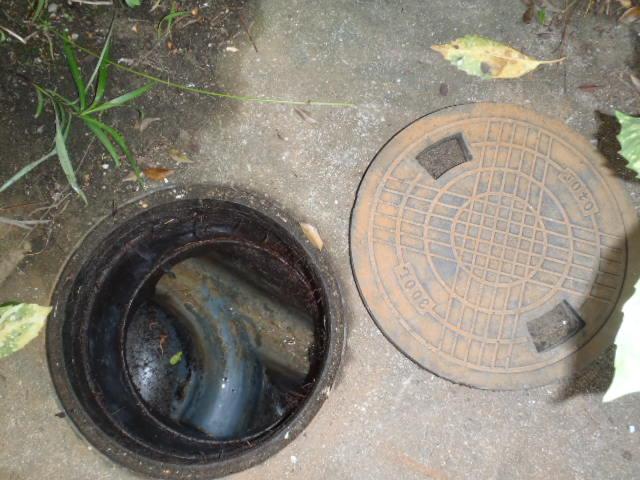 トイレの詰りの原因 神戸市垂水区