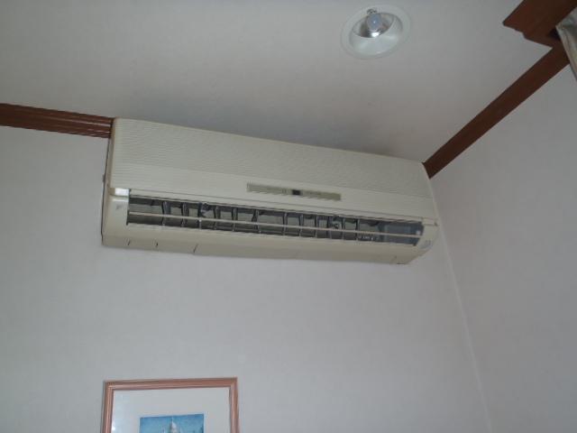 エアコン取替前