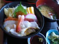 福浦海鮮丼