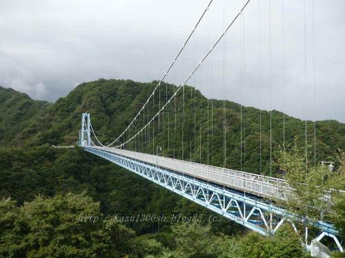 09月25日 ドリツー竜神大吊橋