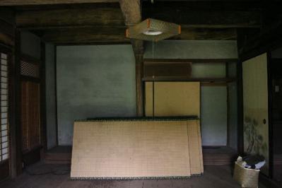 一階床の間