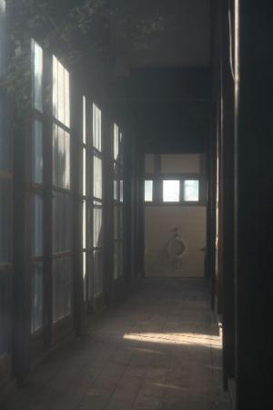 合掌館室内2