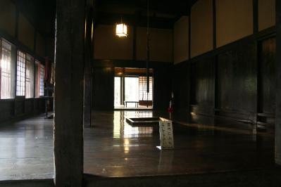 平野家座敷