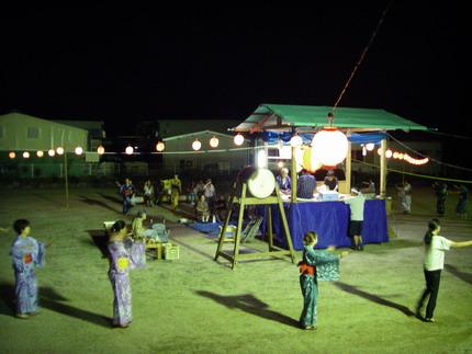 100814盆踊り