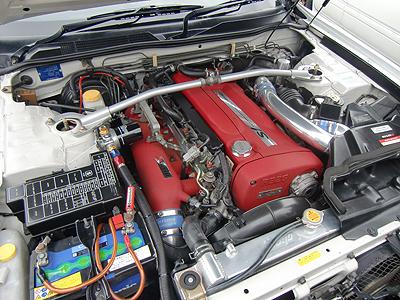nismo S1エンジンフルコンバージョンな260RS