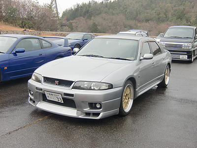 1998年 日産スカイラインGT-R AutechVersion 40thANNIVERSARY