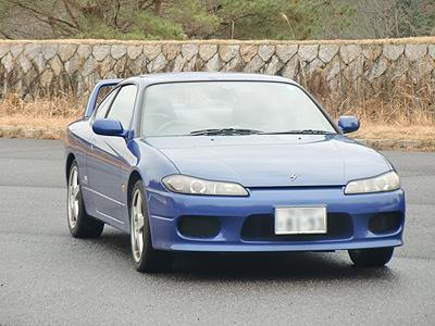 1999年 日産シルビアAutechVersion(S15)