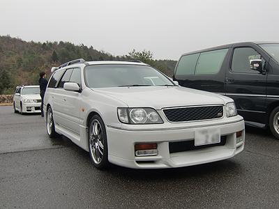1997年 日産ステージア AutechVersion 260RS